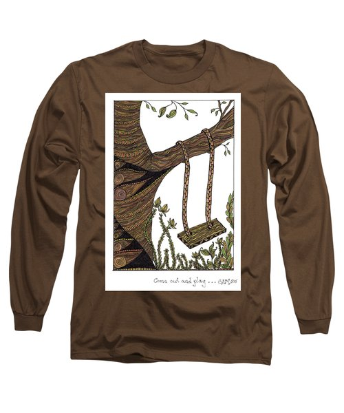 Come Out And Play Long Sleeve T-Shirt