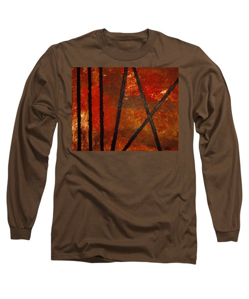 Coming Apart Long Sleeve T-Shirt