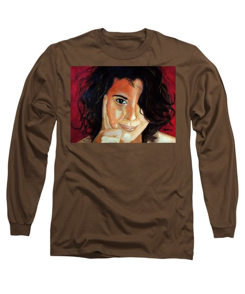 Commision Long Sleeve T-Shirt