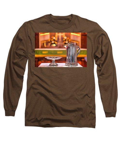 Communion Silver 1800 Long Sleeve T-Shirt
