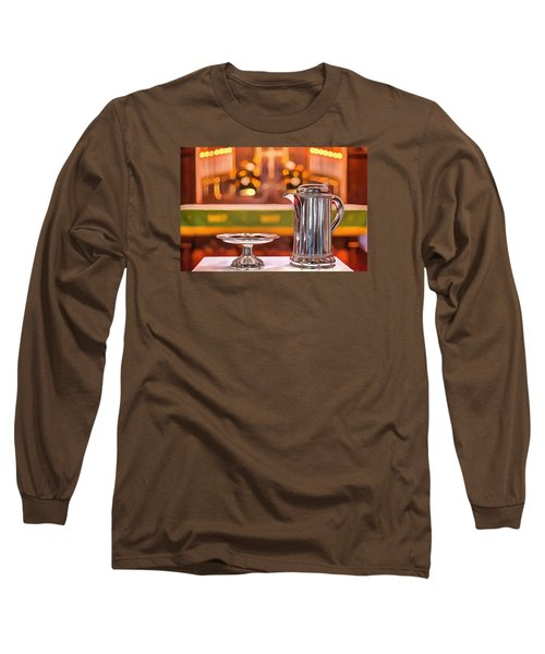 Communion Silver 1800 Long Sleeve T-Shirt