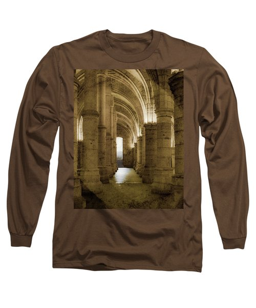 Paris, France - Conciergerie - Exit Long Sleeve T-Shirt