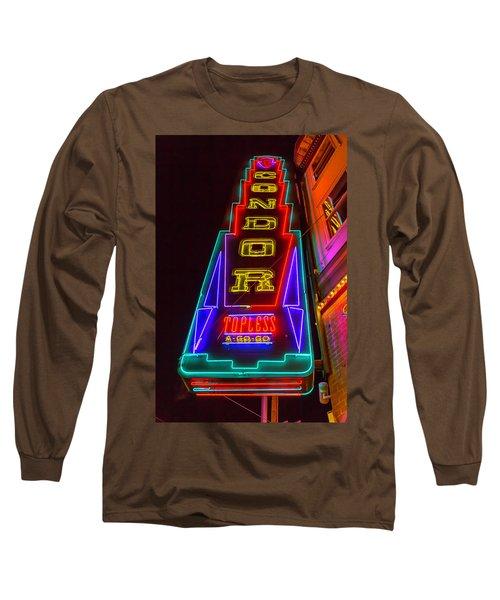 Condor Neon Long Sleeve T-Shirt