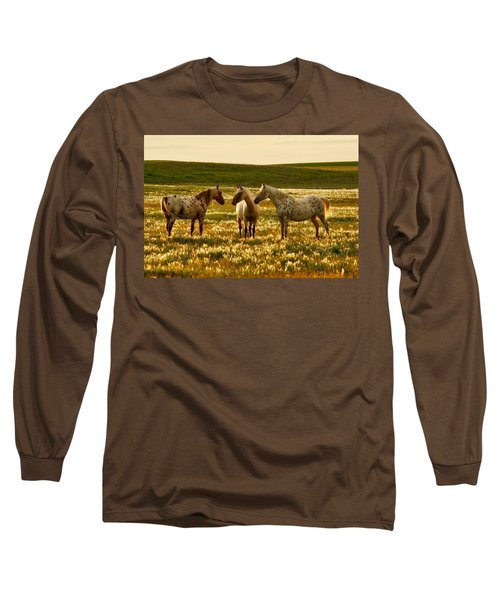 The Conference Long Sleeve T-Shirt