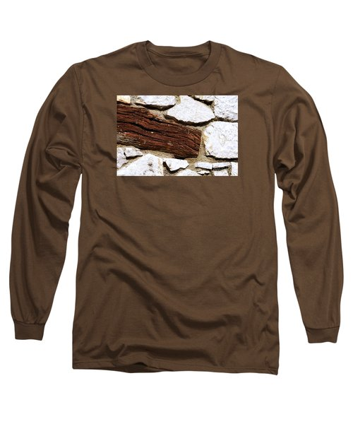 Constriction Long Sleeve T-Shirt