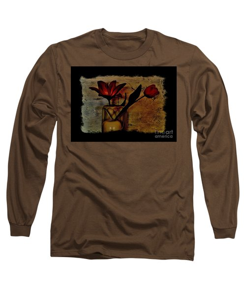 Contemporary Still Life Long Sleeve T-Shirt