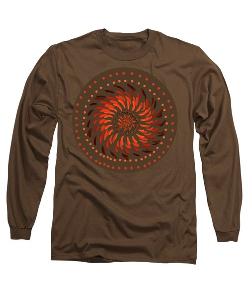 Coober Pedy Long Sleeve T-Shirt by Linda Lees