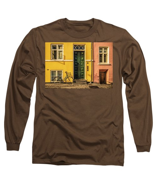 Copenhagen Transportation Long Sleeve T-Shirt