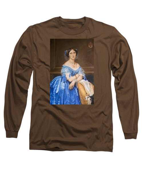 Copy After Ingres Long Sleeve T-Shirt