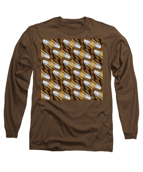 Corduroy Long Sleeve T-Shirt