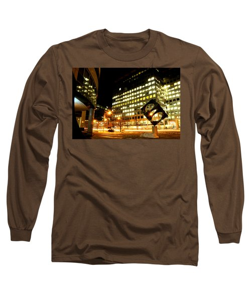 Corporate Stress Long Sleeve T-Shirt