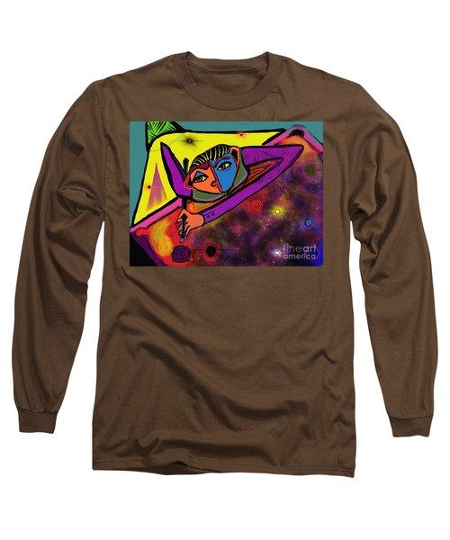 Cosmic Pool Long Sleeve T-Shirt