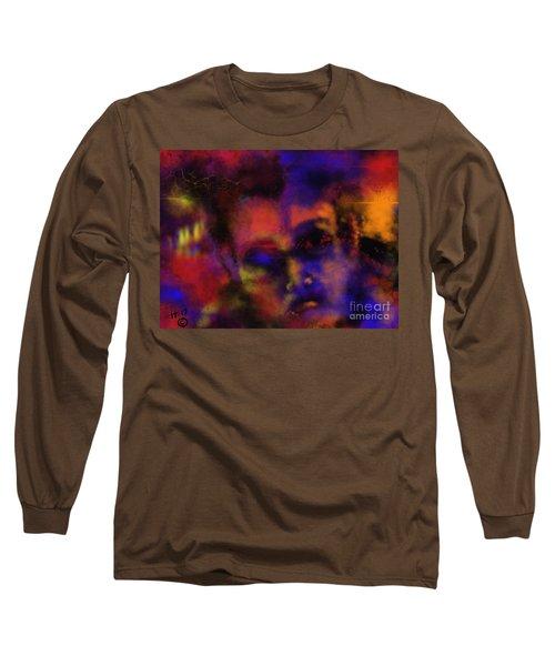 Cosmic Punk Long Sleeve T-Shirt