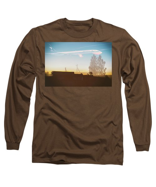 Countryside Boeing Long Sleeve T-Shirt