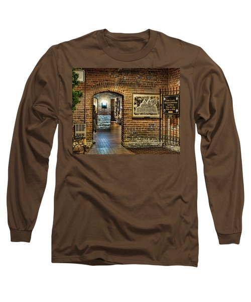 Courthouse Shops Long Sleeve T-Shirt
