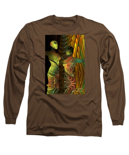 Crazy Dance -2- Long Sleeve T-Shirt