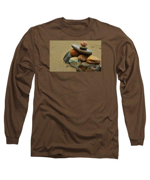 Creating Balance Long Sleeve T-Shirt