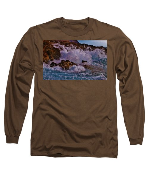 Crescendo Long Sleeve T-Shirt by Craig Wood