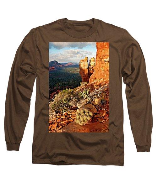 Crimson Cliffs 08-064 Long Sleeve T-Shirt