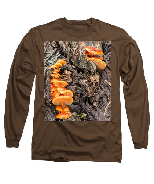 Crowded Living Long Sleeve T-Shirt