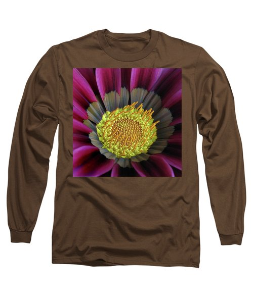 Long Sleeve T-Shirt featuring the photograph Crown Of Pollen by David and Carol Kelly