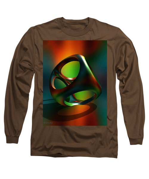 Crucible Long Sleeve T-Shirt