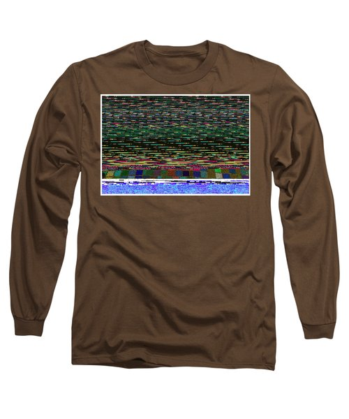 Crystal Balls And The Glitch For The Ditch Long Sleeve T-Shirt