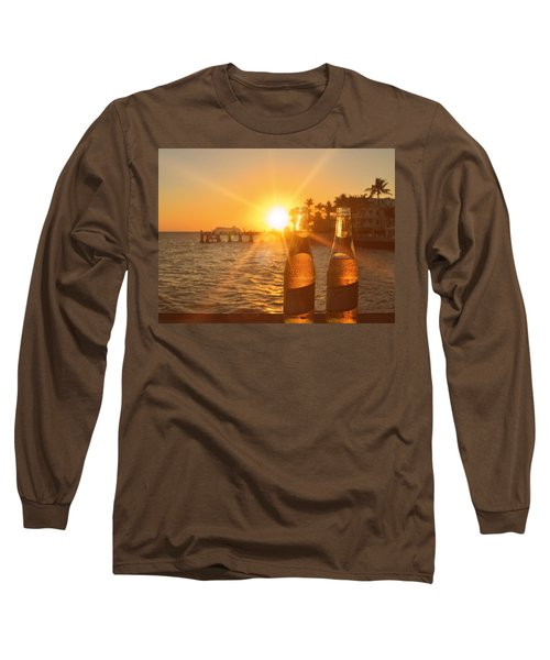 Crystal Clear Long Sleeve T-Shirt by JAMART Photography