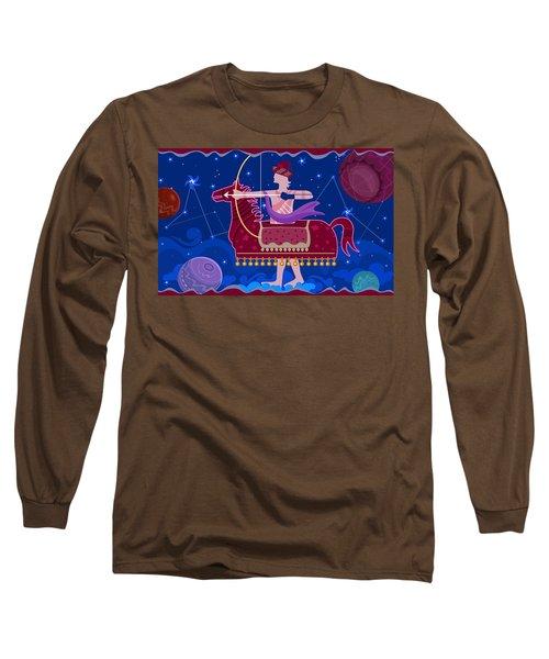 Cultural Long Sleeve T-Shirt
