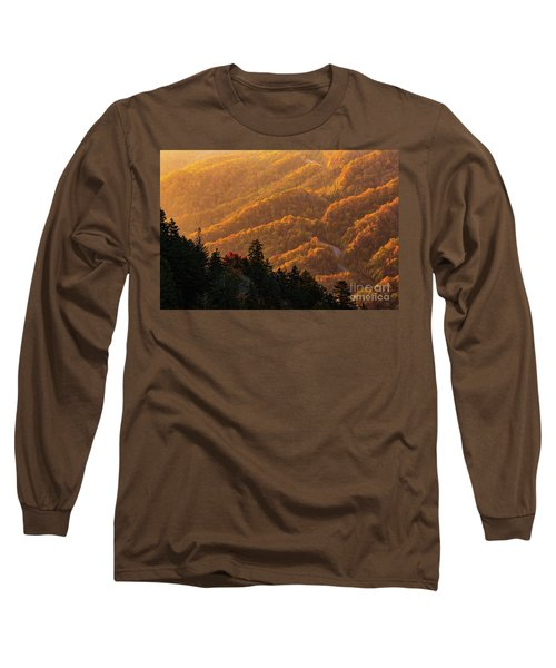 Smoky Mountain Roads Long Sleeve T-Shirt