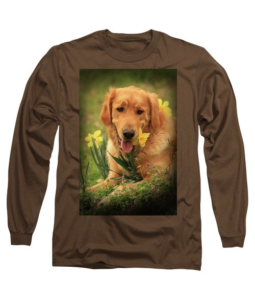 Daffodil Dreams Long Sleeve T-Shirt