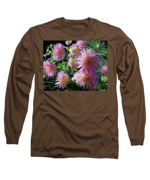Dahlia Group Long Sleeve T-Shirt