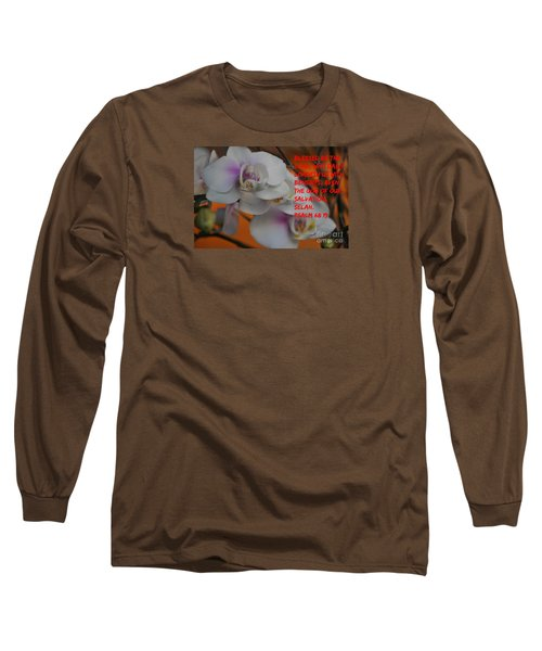 Daily Benefits Long Sleeve T-Shirt