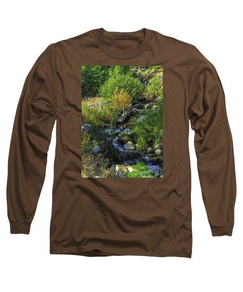 Daily Greens-2 Long Sleeve T-Shirt