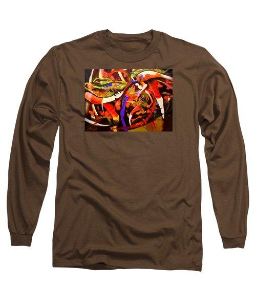 Dance Frenzy Long Sleeve T-Shirt