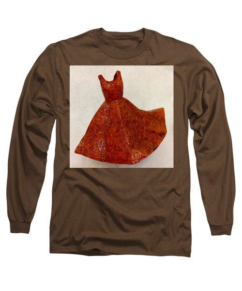 Dancing Gown Long Sleeve T-Shirt