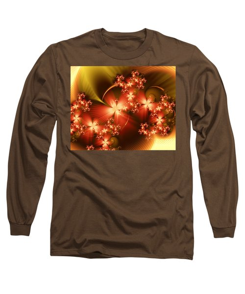 Dancing In Autumn Long Sleeve T-Shirt