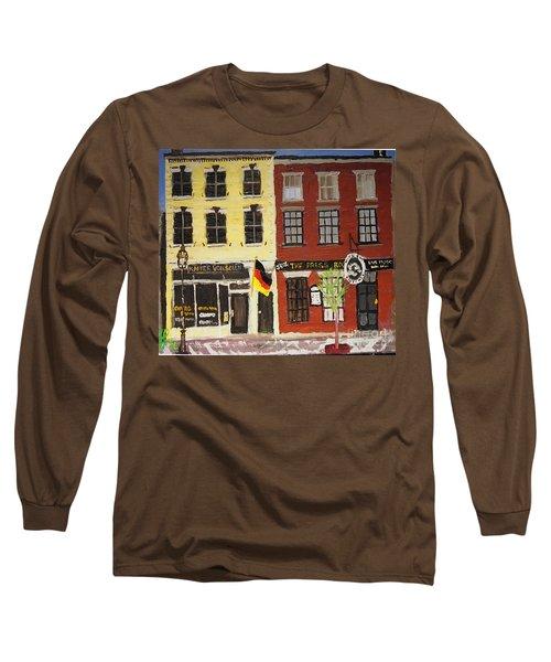 Daniel Street Duo Long Sleeve T-Shirt