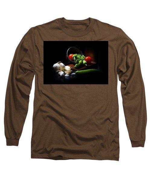 Dark Mood 1 Long Sleeve T-Shirt