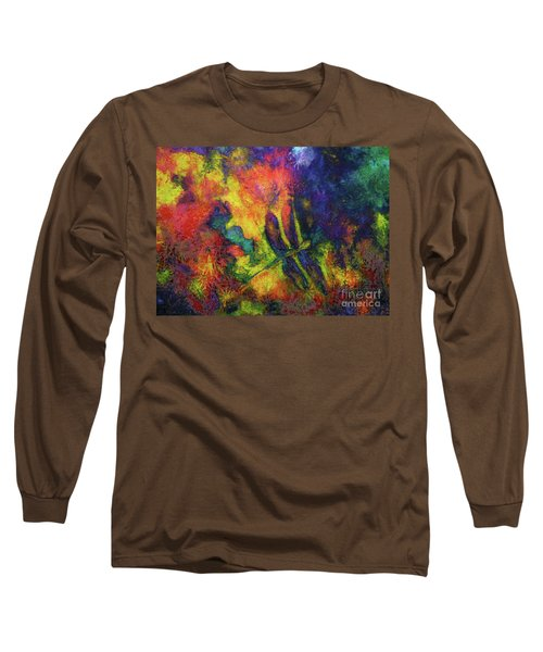 Darling Darker Dragonfly Long Sleeve T-Shirt