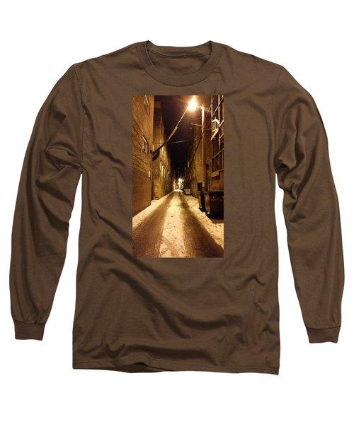 Darwin Award Long Sleeve T-Shirt