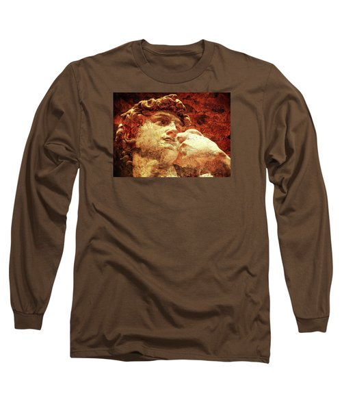 David By Michelangelo Long Sleeve T-Shirt