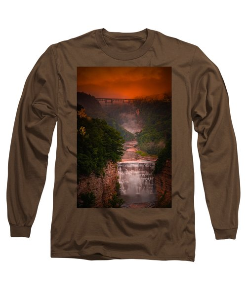 Dawn Inspiration Long Sleeve T-Shirt