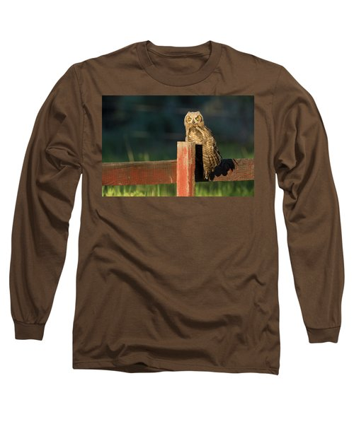 Day Walker Long Sleeve T-Shirt