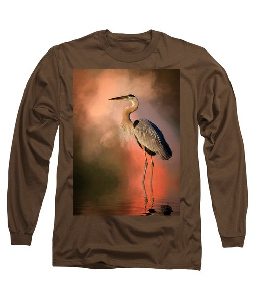 Day's Fiery End Long Sleeve T-Shirt