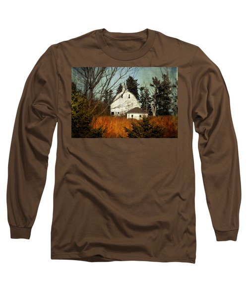 Days Gone By Long Sleeve T-Shirt by Julie Hamilton