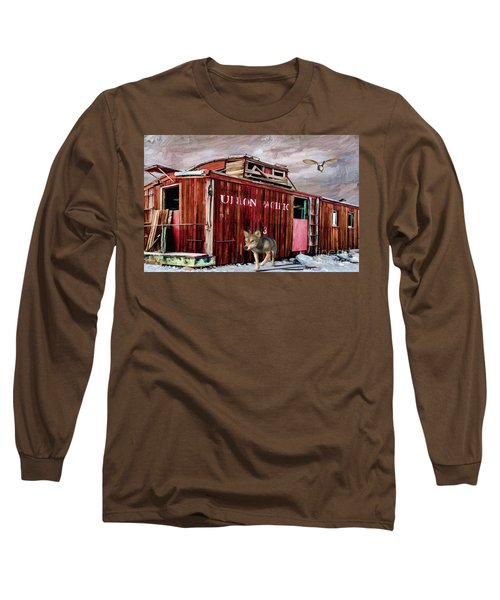 Death Of A Caboose  Long Sleeve T-Shirt