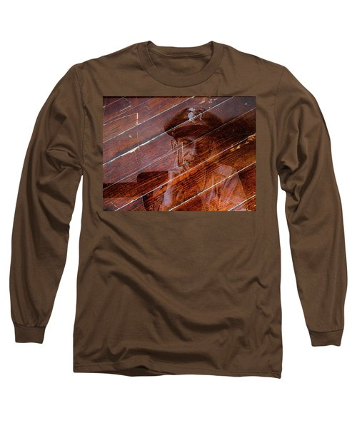 Deep Thought Long Sleeve T-Shirt