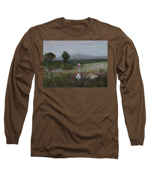 Delights Of Spring - Lmj Long Sleeve T-Shirt