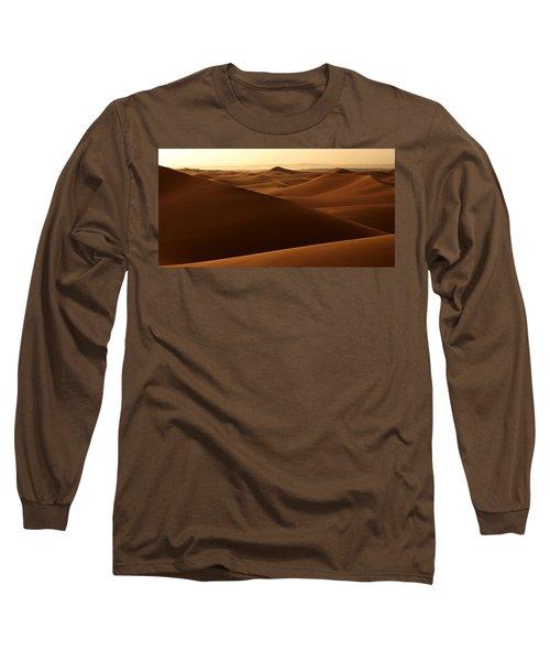 Desert Impression Long Sleeve T-Shirt by Ralph A  Ledergerber-Photography
